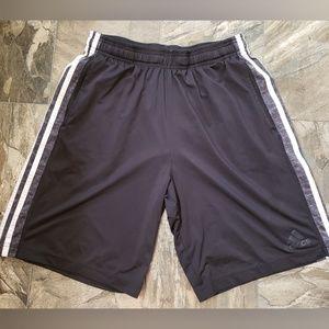 ADIDAS men's Climalite training shorts M